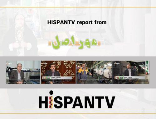 HISPANTV  Repor From MEHR ASL Manufacturing Corporation